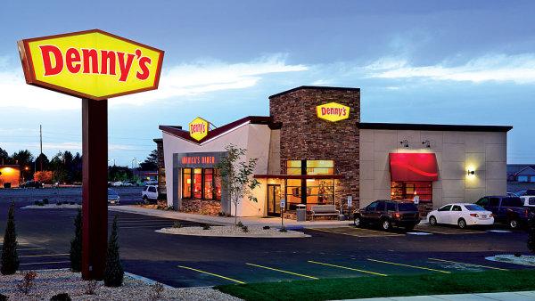 Restaurace řetězce Denny's