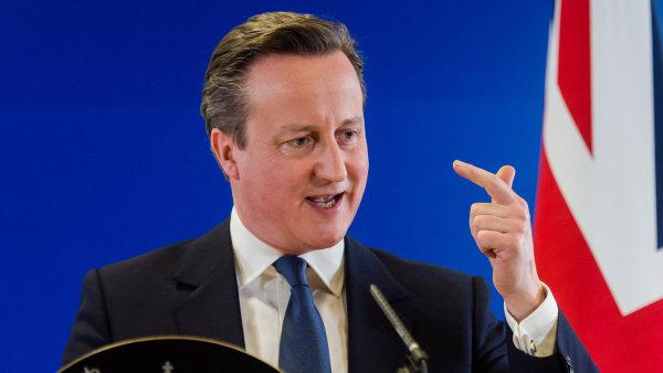"""""""Vyjednal jsem dohodu, která dává Velké Británii speciální status v Evropské unii,"""" napsal na Twitteru Cameron po jednání."""