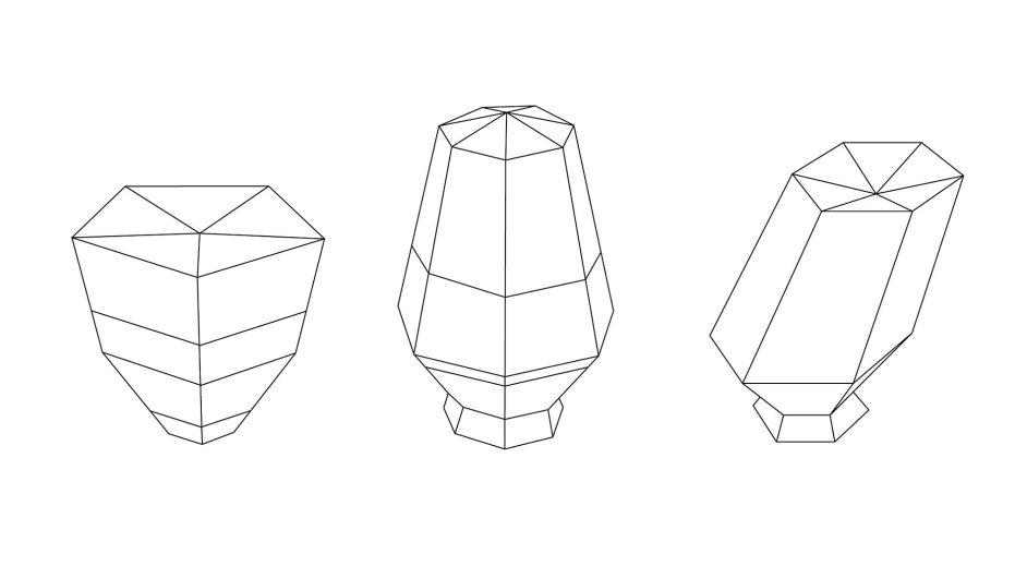 Designér Prokop Bartoníček vymyslel nástroj, díky němuž si umírající nebo jejich pozůstalí mohou navrhnout takový tvar urny, která bude odpovídat jejich povaze.