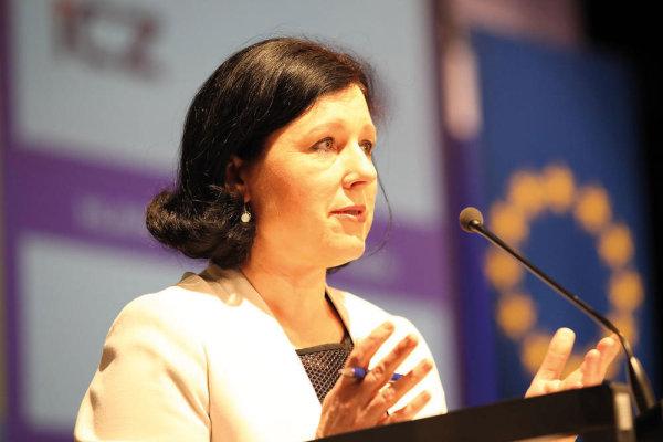 Mezi účastníky byla celá řada významných hostů, například eurokomisařka Věra Jourová.