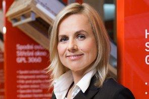 Dagmar Plevačová, generální ředitelka společnosti VELUX pro Českou republiku a Slovensko