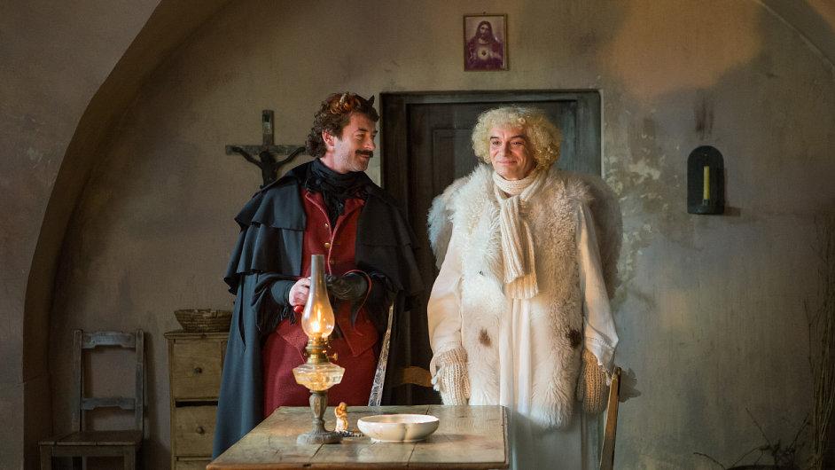 Pokračování oblíbené české pohádky Anděl Páně se do kin dostane 1. prosince.