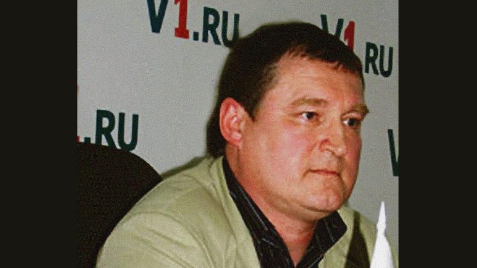 Chce miliony. Rus Alexej Torubarov žádá po českém státu odškodnění za nezákonné vyhoštění.
