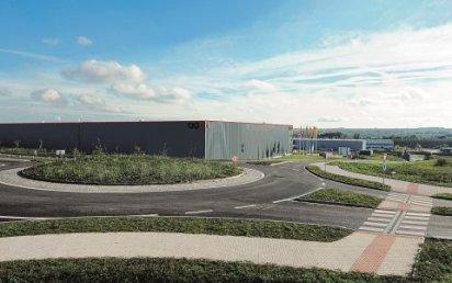 V Segro Logistics Parku Prague vyrostou dv� nov� budovy. Dal��ch sedm m� firma v pl�nu.