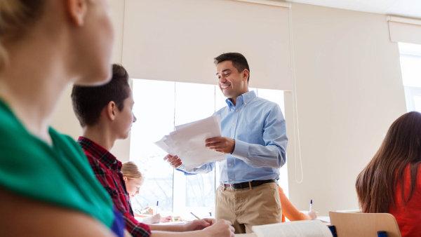 Hodnocení učitelů může být izrádné - hodný učitel nemusí být automaticky ten dobrý (ilustrační foto).
