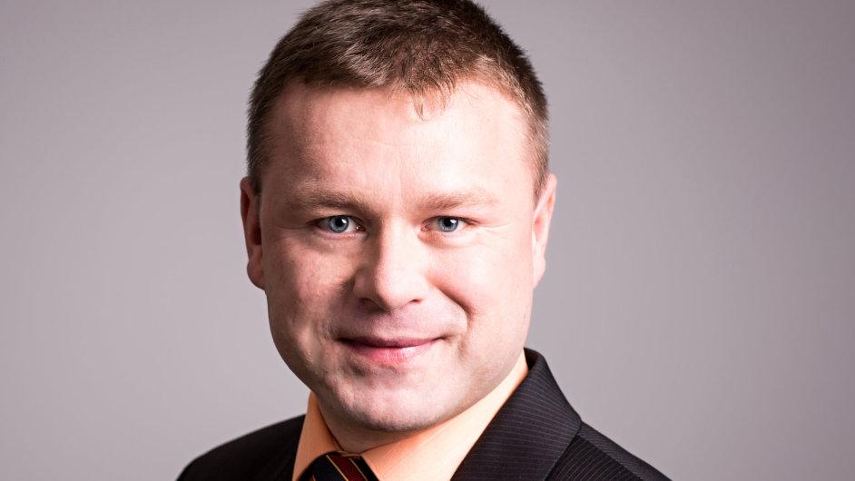 Libor Pecháček, Sales Director společnosti Mainstream Technologies