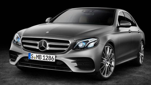 Automobilka Mercedes-Benz pokořila rekordní prodej z loňského roku již v listopadu.