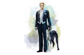 O pánské módě: Kultivovaný muž volí kvalitní konfekci i odívání na zakázku