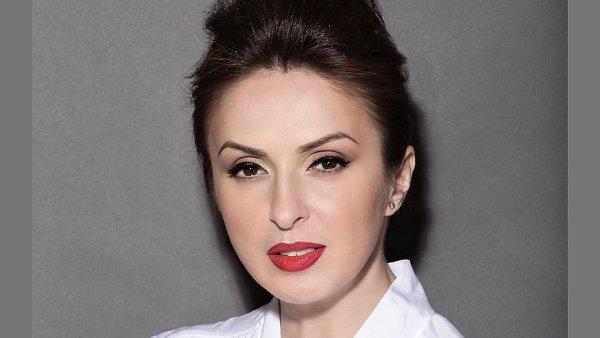 Gabriela Lungu, globální reditelka marketingu a komunikace společnosti Notino