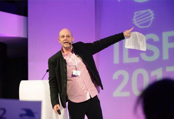 Aron Solomon, Innovation legal conference 2017