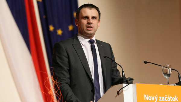 Odstupující jihočeský hejtman Jiří Zimola.