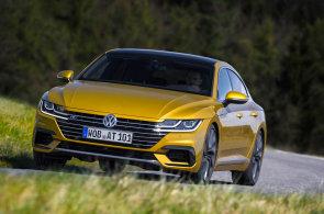 Stylový VW Arteon umí jezdit skoro