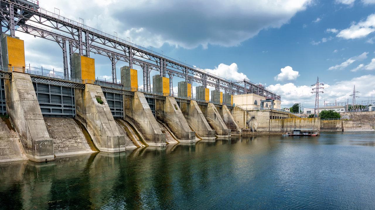 Vodní elektrárna - Ilustrační foto