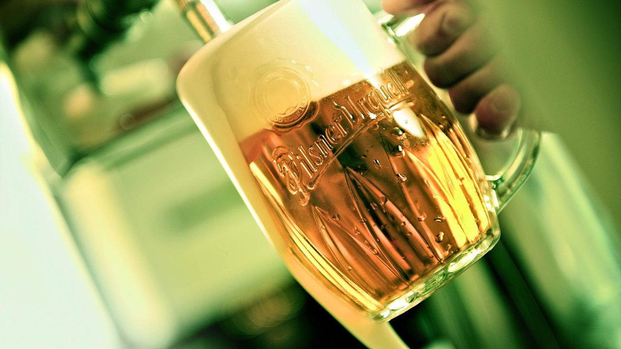 Plzeňský Prazdroj je na prodej. A s ním i jeho klíčová značka Pilsner Urquell.