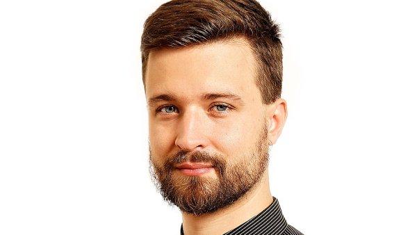 Jan Vrobel, konzultant sociálních médií v agentuře Konektor Social
