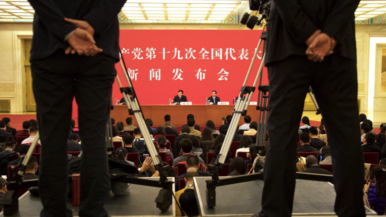 Čína se připravuje na svůj 19. sjezd komunistické strany.