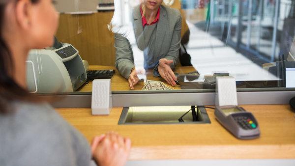 Zaměstnanci bankovního a pojišťovnického sektoru chystají na úterý stávkovou pohotovost – Ilustrační foto.