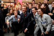 Klimatická konference: Sobotka se rozloučil s evropskými politiky, Macron vyzval, ať za boj s klimatem platí bohatí