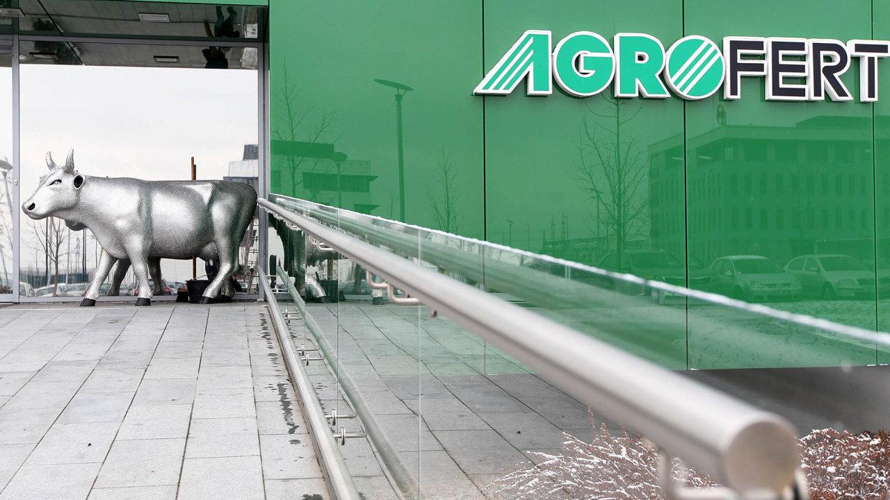 Agrofert získal v období 2007–2013 z evropských fondů 4,9 miliardy Kč.