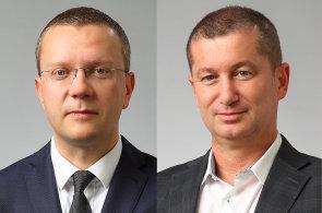 Josef Langmayer a Jiří Kruncl, skupina Raiffeisen