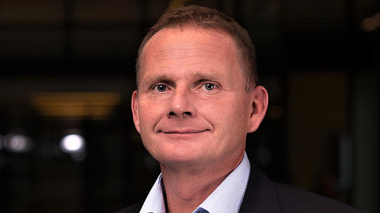 Jacek Kowalak, CEO společnosti Randstad Česká republika