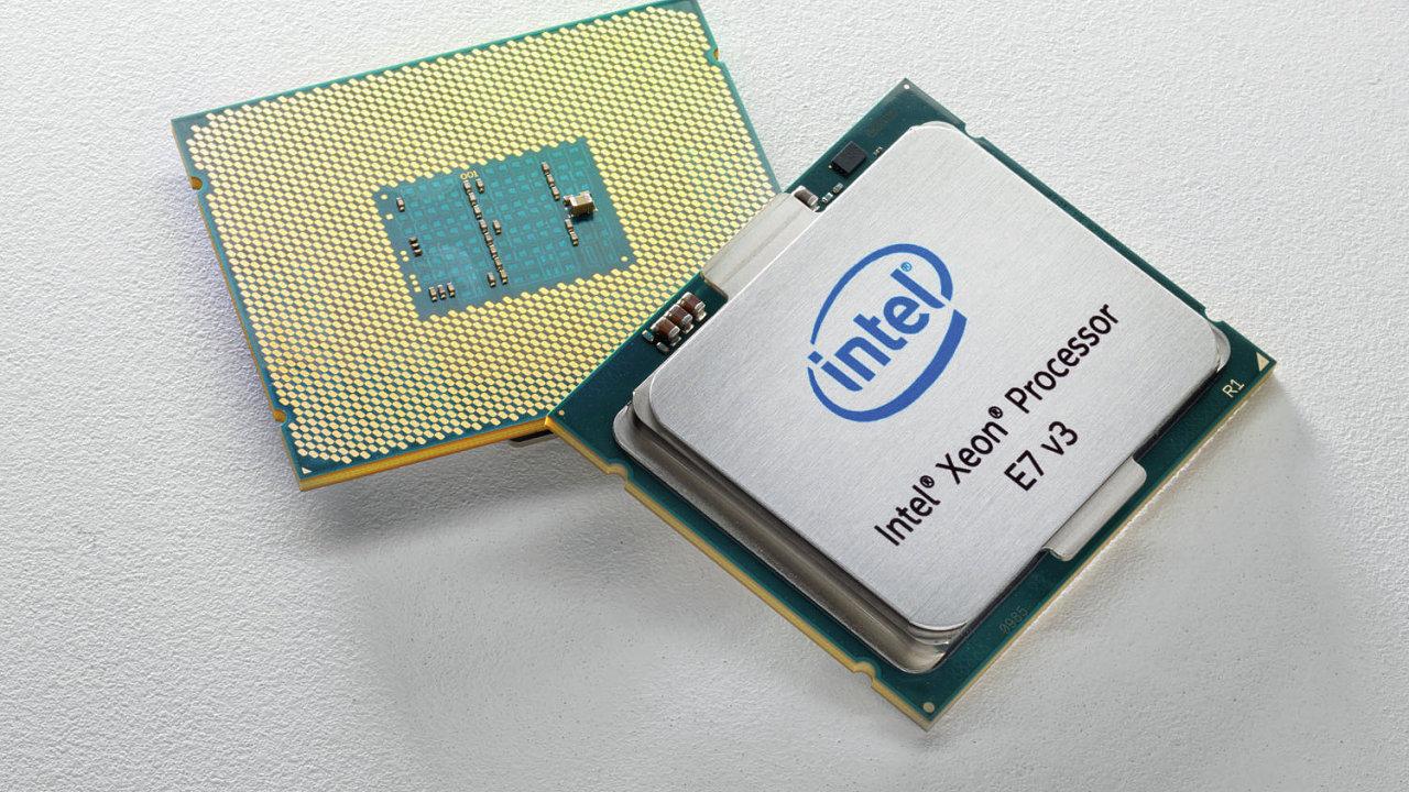 Procesor Intel Xeon E7 v3