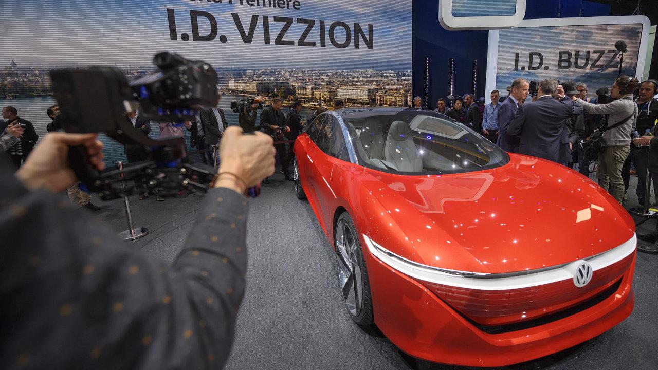 Volkswagen ID VIzzion.
