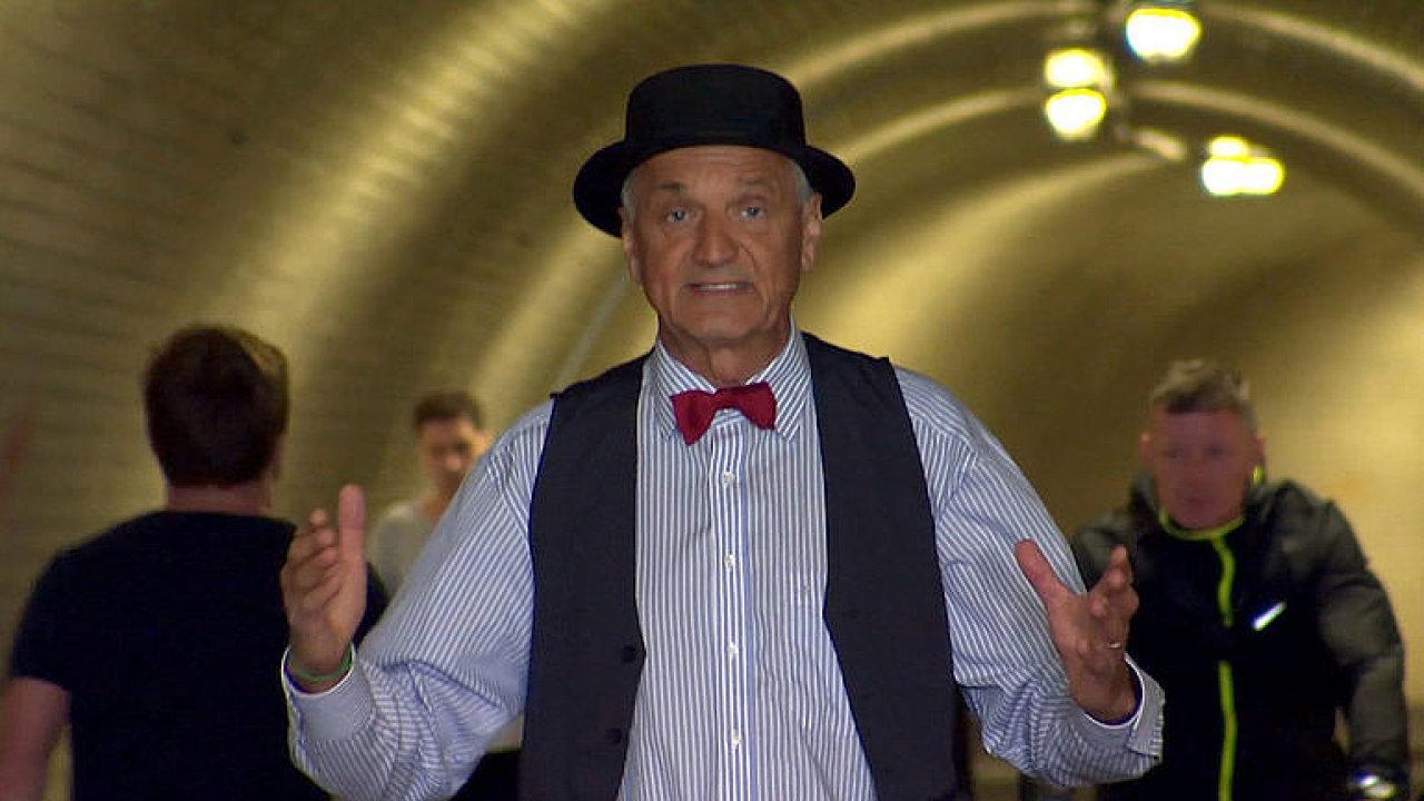 Karlín je in. David Vávra ukáže skvosty magické části šumné Prahy
