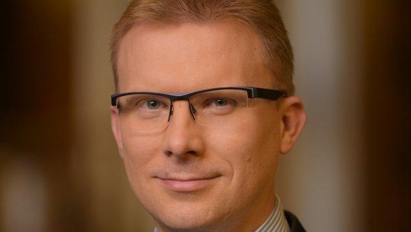 Jan Vejmělek, hlavní ekonom Komerční banky.