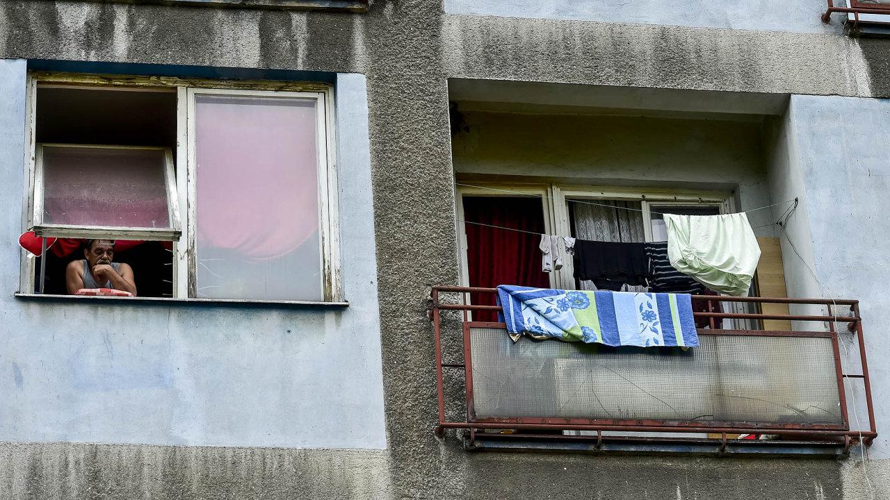 Nemáme kam jít. VÚstí nad Labem ukončí provoz dvě ubytovny, město se snaží jejich obyvatelům najít náhradní bydlení.