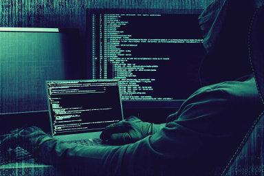 Kybernetický útok, ilustrace