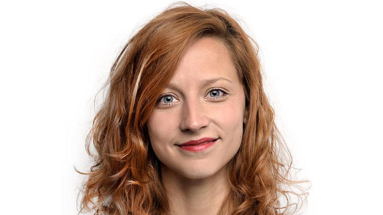 Andrea Jankovcová, ředitelka komunikace e-shopu Kasa.cz