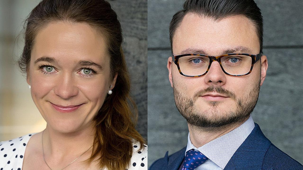 373ab2163cc Kateřina Mandulová a Tomáš Brožek posílili advokátní kancelář Deloitte Legal