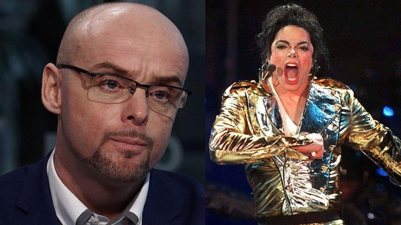 Zneužíval Michael Jackson děti? Dobře věděl, co dělá, byl to divný chlap, říká Štrobl