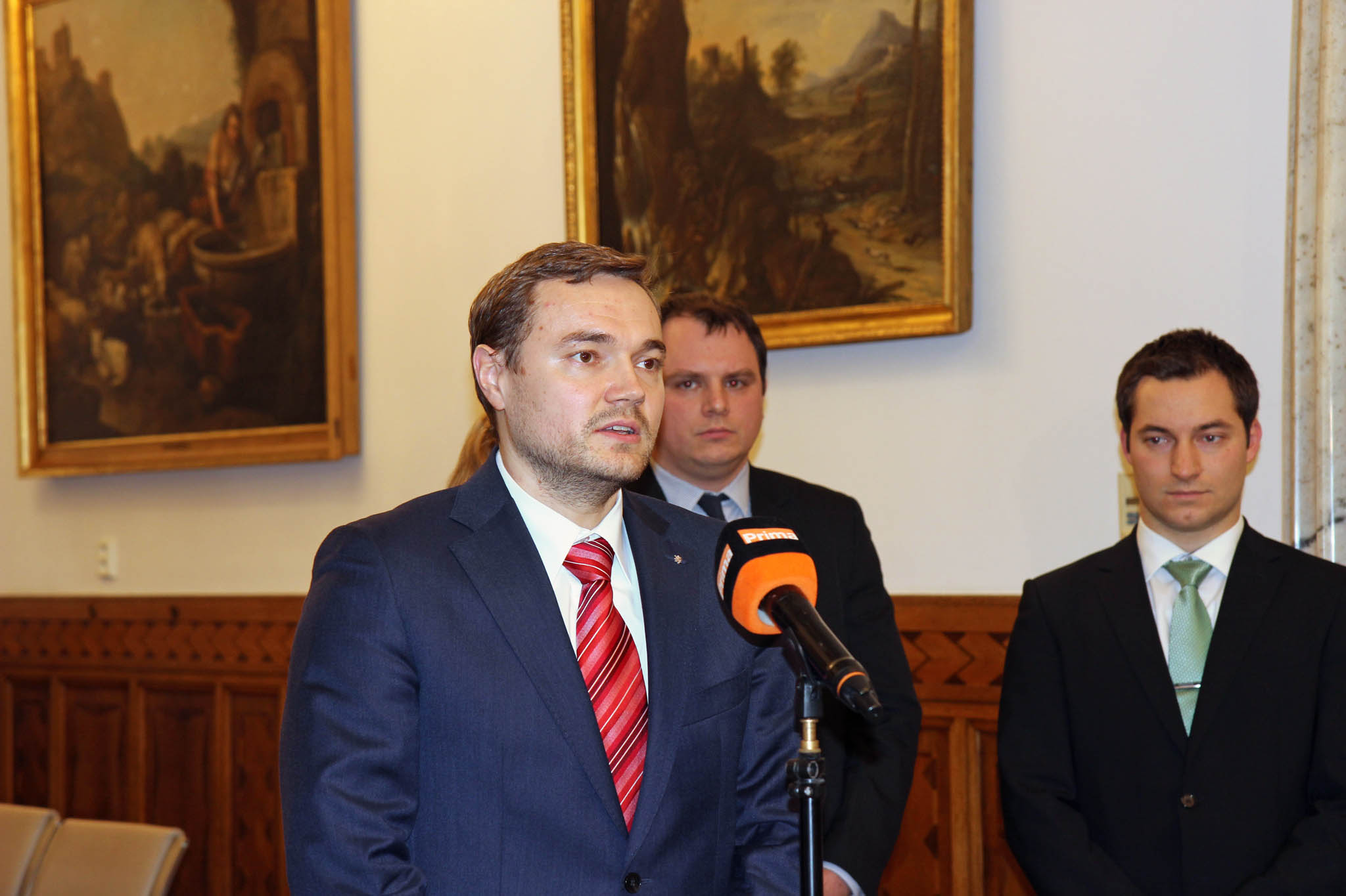 René Neděla, náměstek pro energetiku, ministerstvo průmyslu a obchodu