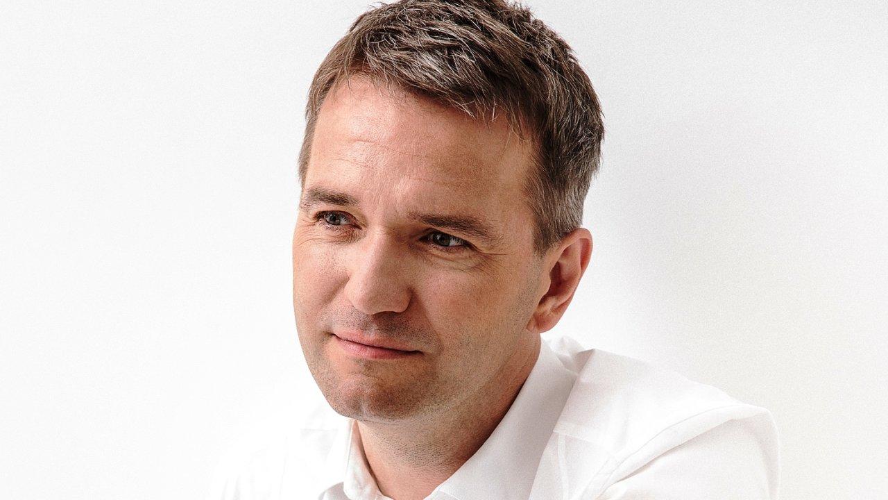 Jan Řežáb, majitel společnosti JRD a člen vědecké rady univerzitního centra UCEEB