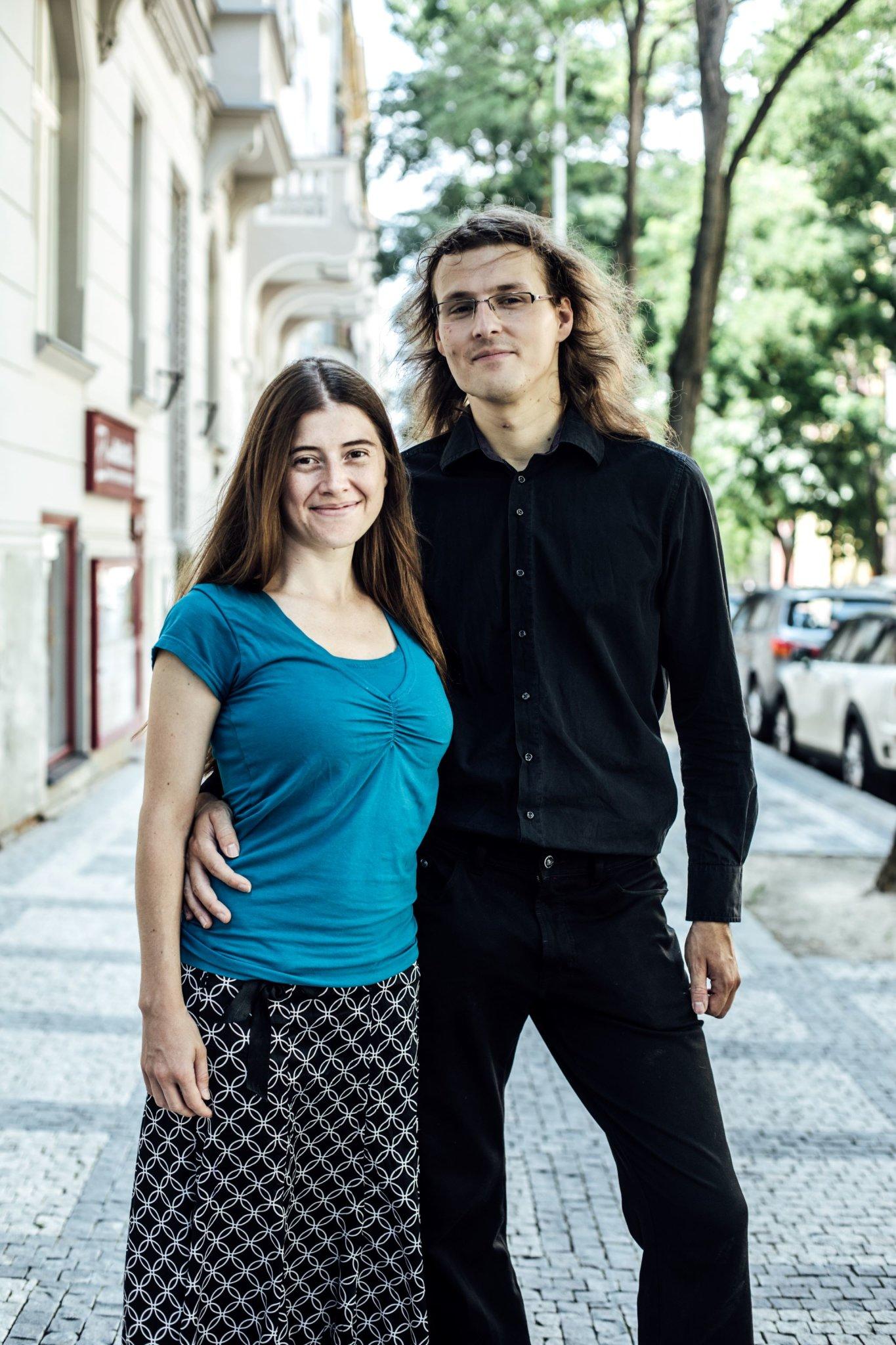 Markéta a Jakub Tomkovi