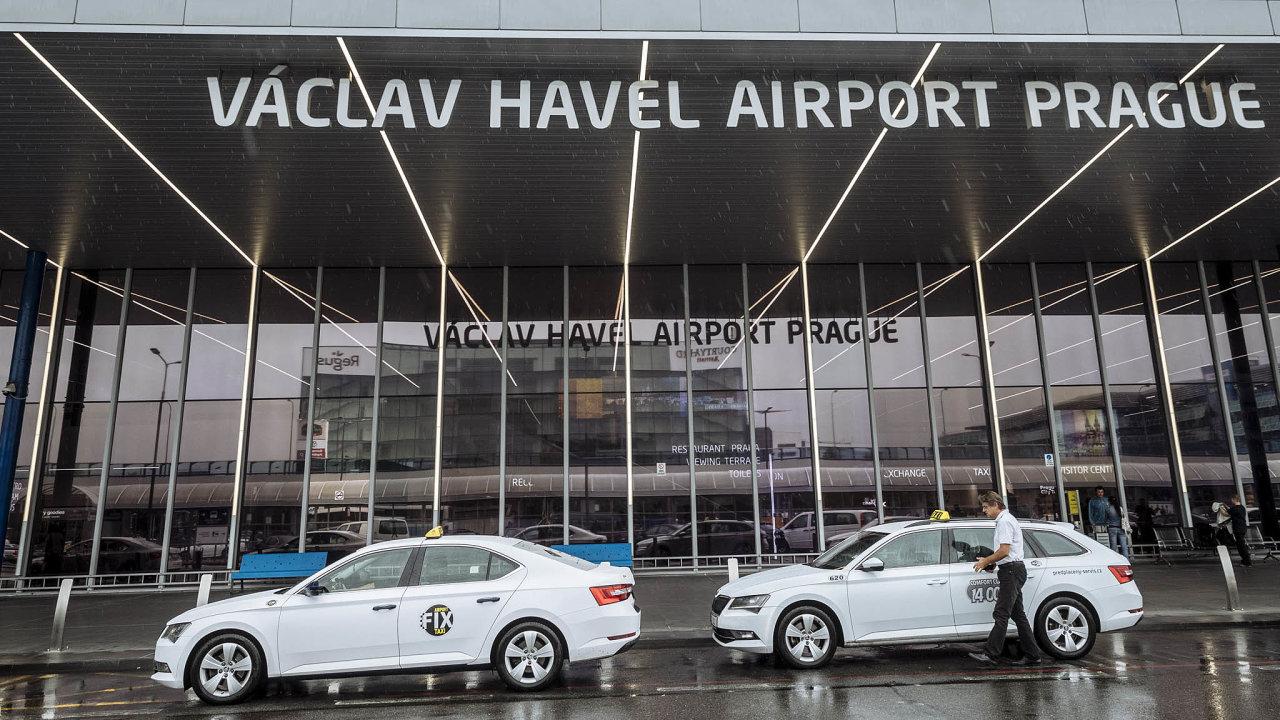 Pražské Letiště Václava Havla