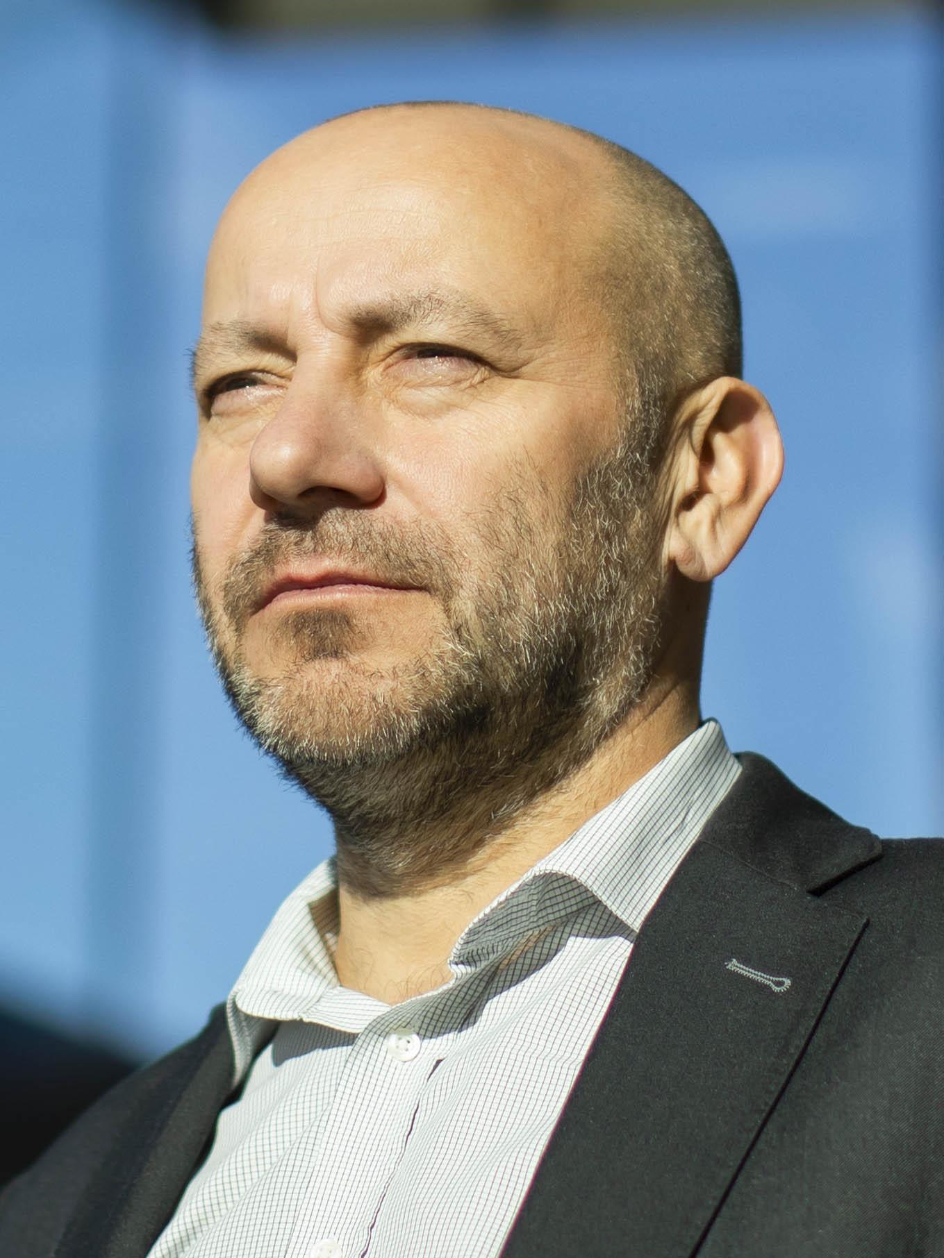 Vladimír Janypka, obchodní ředitel divize Elektrotechnické výrobky, ABB