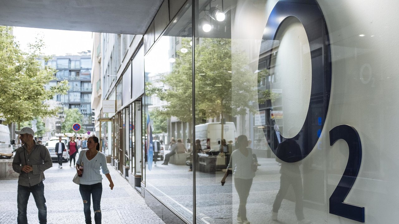 Společnost O2 zvýšila loni výnosy o dvě procenta na 38,76 miliardy korun.