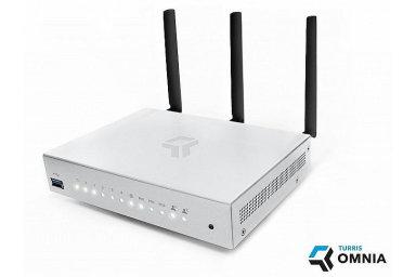 Router Turris Omnia vstoupil v nové verzi 2020 na trh