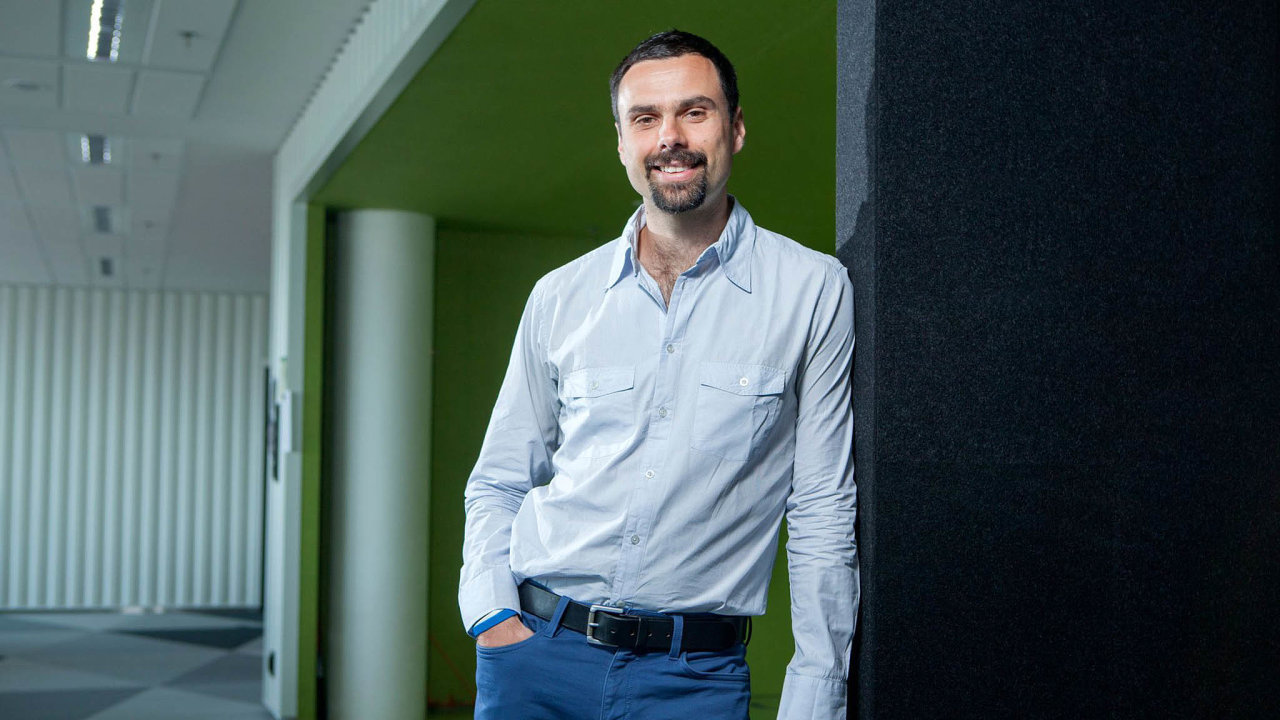 Výkonný ředitel Avastu Ondřej Vlček se po spojení firmy s americkým Nortonem stane prezidentem nově vzniklé společnosti. Spoluzakladatel Pavel Baudiš zase jedním z největších akcionářů.