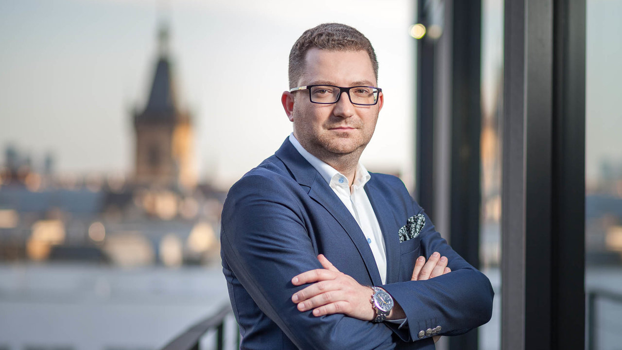 Martin Slaný, hlavní ekonom skupiny DRFG