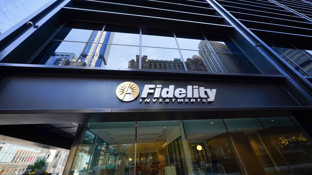 Fidelity sází na bitcoin. Americká investiční společnost nabízí svým movitým klientům služby v oblasti investic do digitálních měn.