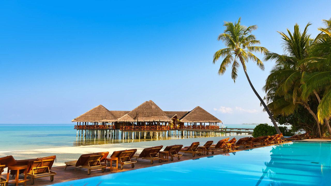 Kam letos? Maledivy lákají svou exotikou, test nacovid ale budete potřebovat tam izpátky.