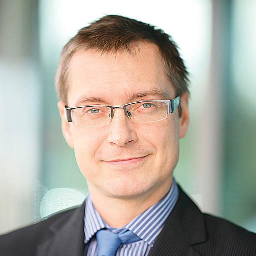 Martin Mašát, vedoucí oddělení investic vespolečnosti Partners