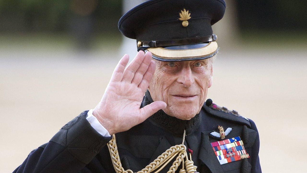Princ Philip.