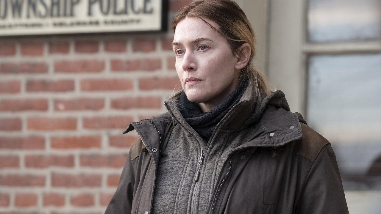 Kate Winsletová v seriálu Mare z Easttownu